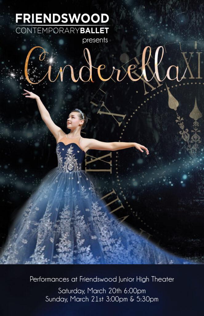Cinderella Poster 2021
